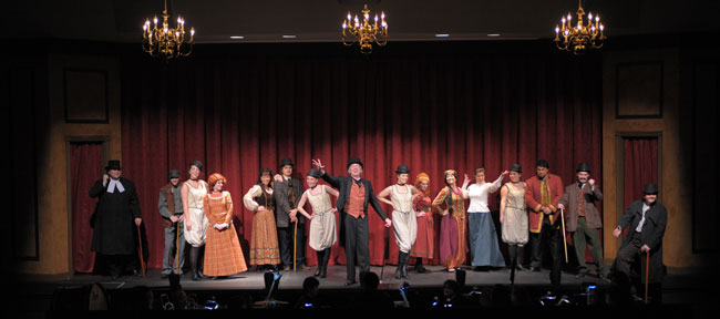 The Mystery of Edwin Drood Production 2