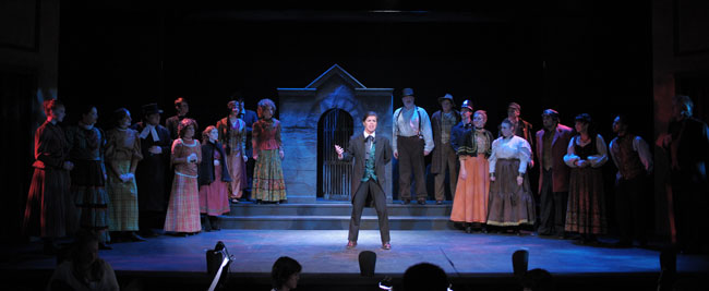 The Mystery of Edwin Drood Production 35