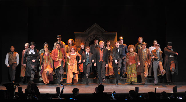 The Mystery of Edwin Drood Production 36