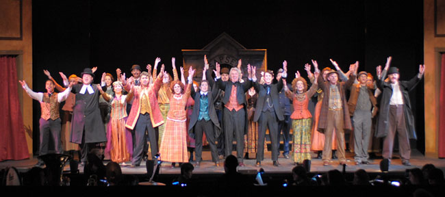 The Mystery of Edwin Drood Production 37