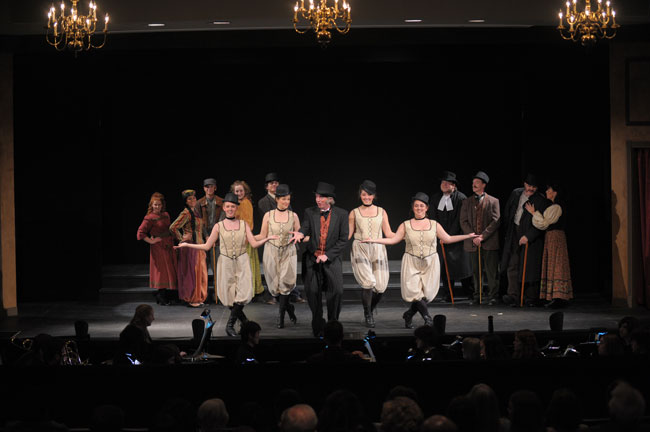 The Mystery of Edwin Drood Production 3