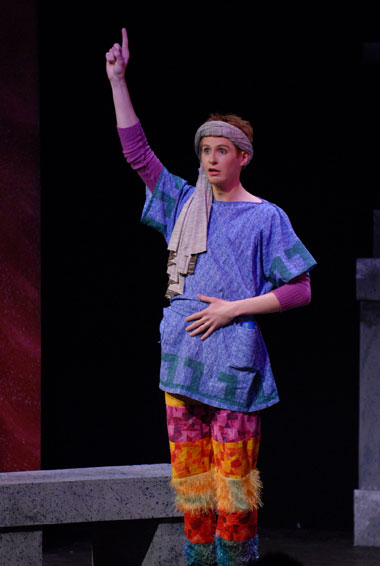 A Funny Thing Happened on the Way to the Forum Production 12