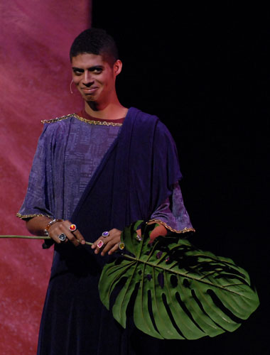 A Funny Thing Happened on the Way to the Forum Production 17