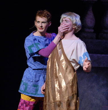A Funny Thing Happened on the Way to the Forum Production 5