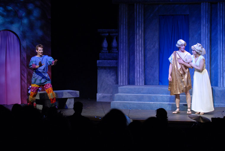 A Funny Thing Happened on the Way to the Forum Production 7
