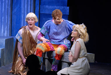A Funny Thing Happened on the Way to the Forum Production 8