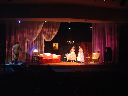 The Glass Menagerie Production 9