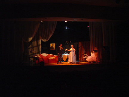 The Glass Menagerie Production 14