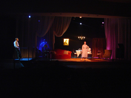 The Glass Menagerie Production 2
