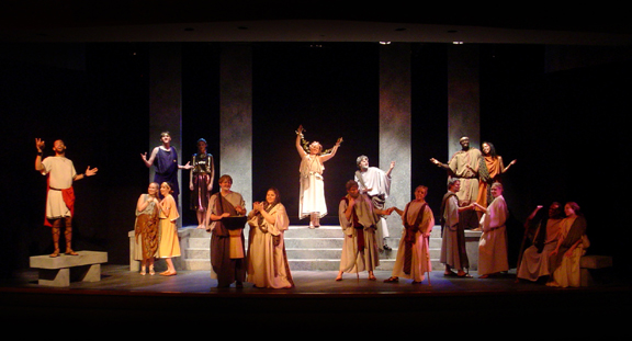 Lysistrata Production 1