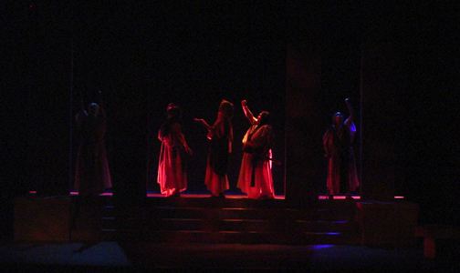 Lysistrata Production 10