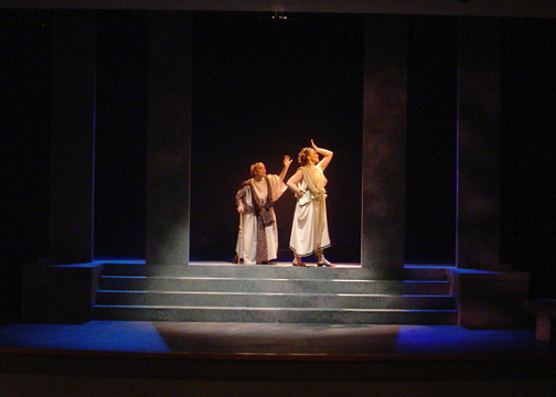 Lysistrata Production 11