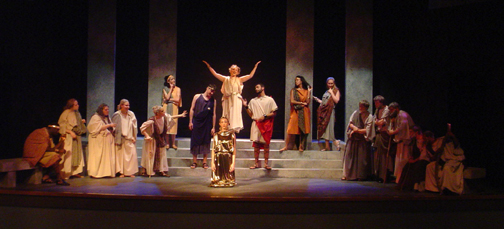 Lysistrata Production 3