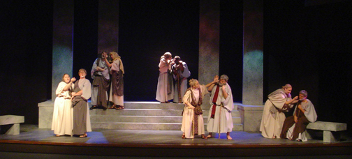 Lysistrata Production 5