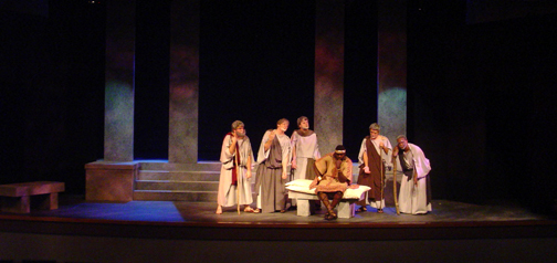 Lysistrata Production 6