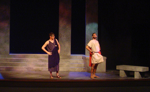 Lysistrata Production 7