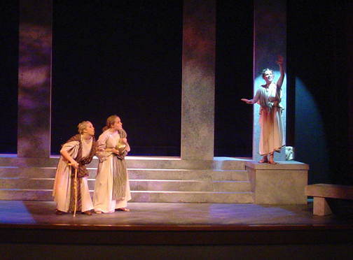 Lysistrata Production 9