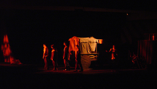 Mother Courage and Her Children Production 2