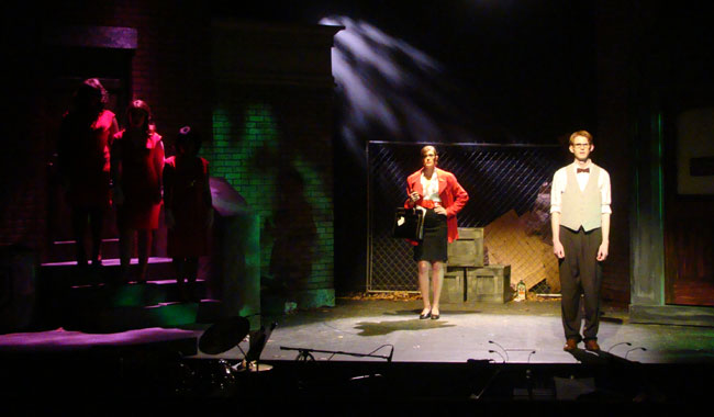 Little Shop of Horrors Production 20
