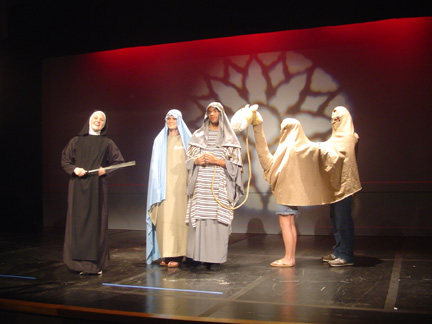 Sister Mary Ignatius Explains It All For You Production 3