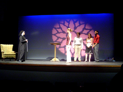 Sister Mary Ignatius Explains It All For You Production 5