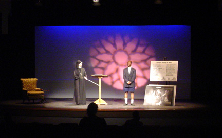 Sister Mary Ignatius Explains It All For You Production 1