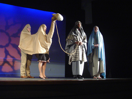 Sister Mary Ignatius Explains It All For You Production 4