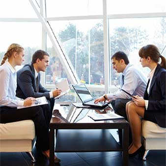 College of Business Administration sponsors city's first co-working space