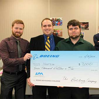Boeing New Business Challenge – Register Here