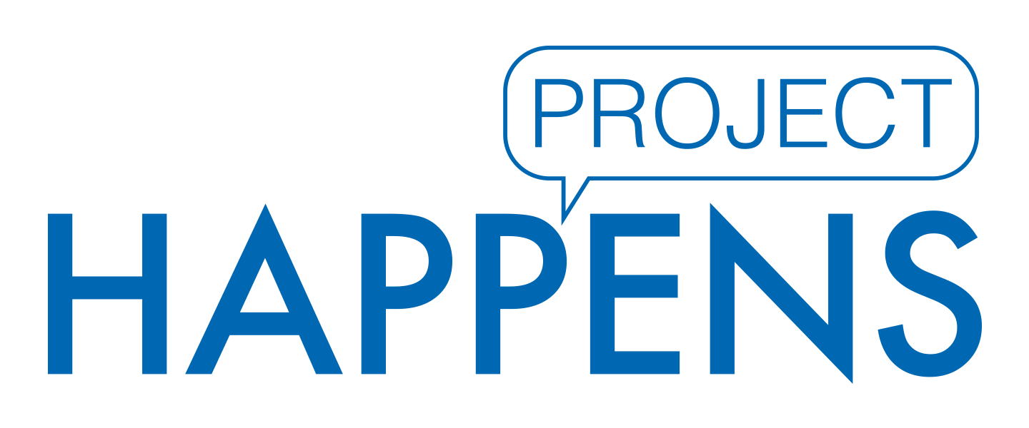 Project Happens logo