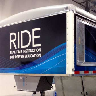 RIDE (Real-Time Instruction for Driver Education)