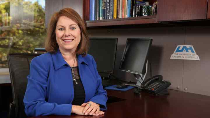 Dr. Karen Frith, Associate Dean for Graduate Programs