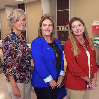 Grant helps College of Nursing address shortage of healthcare providers