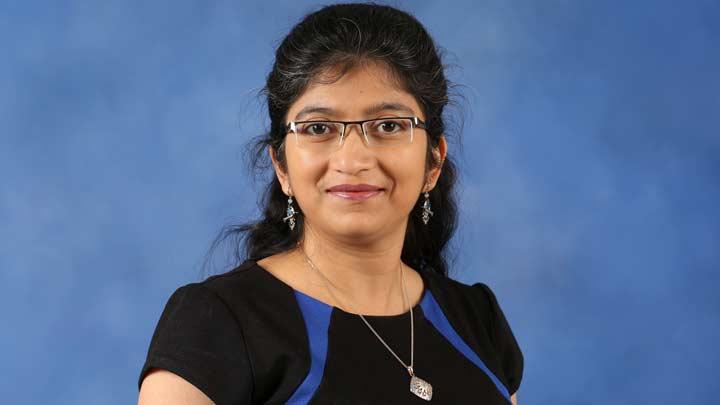 Dr. Anusree Mukherjee