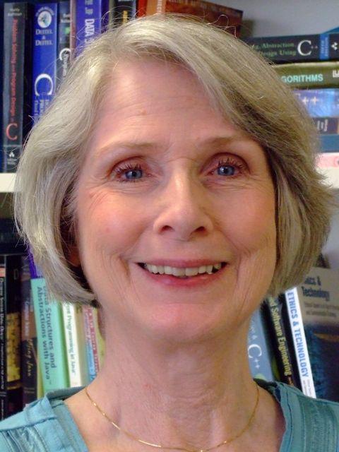 Dr. Mary Ellen Weisskopf