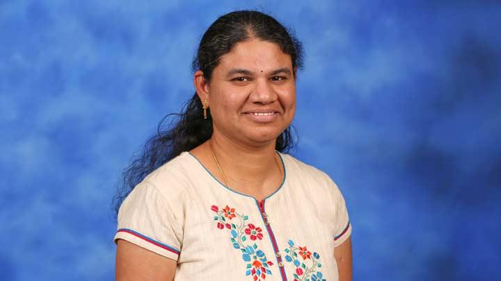 Ms. Anuradha Vadrevu