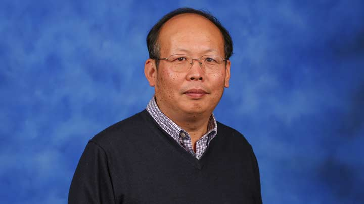 Dr. Dongsheng Wu