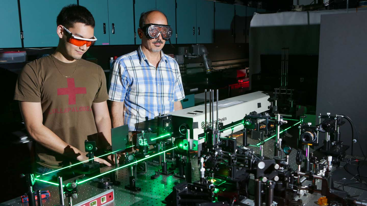 Nanophotonic and Quantum Devices Lab