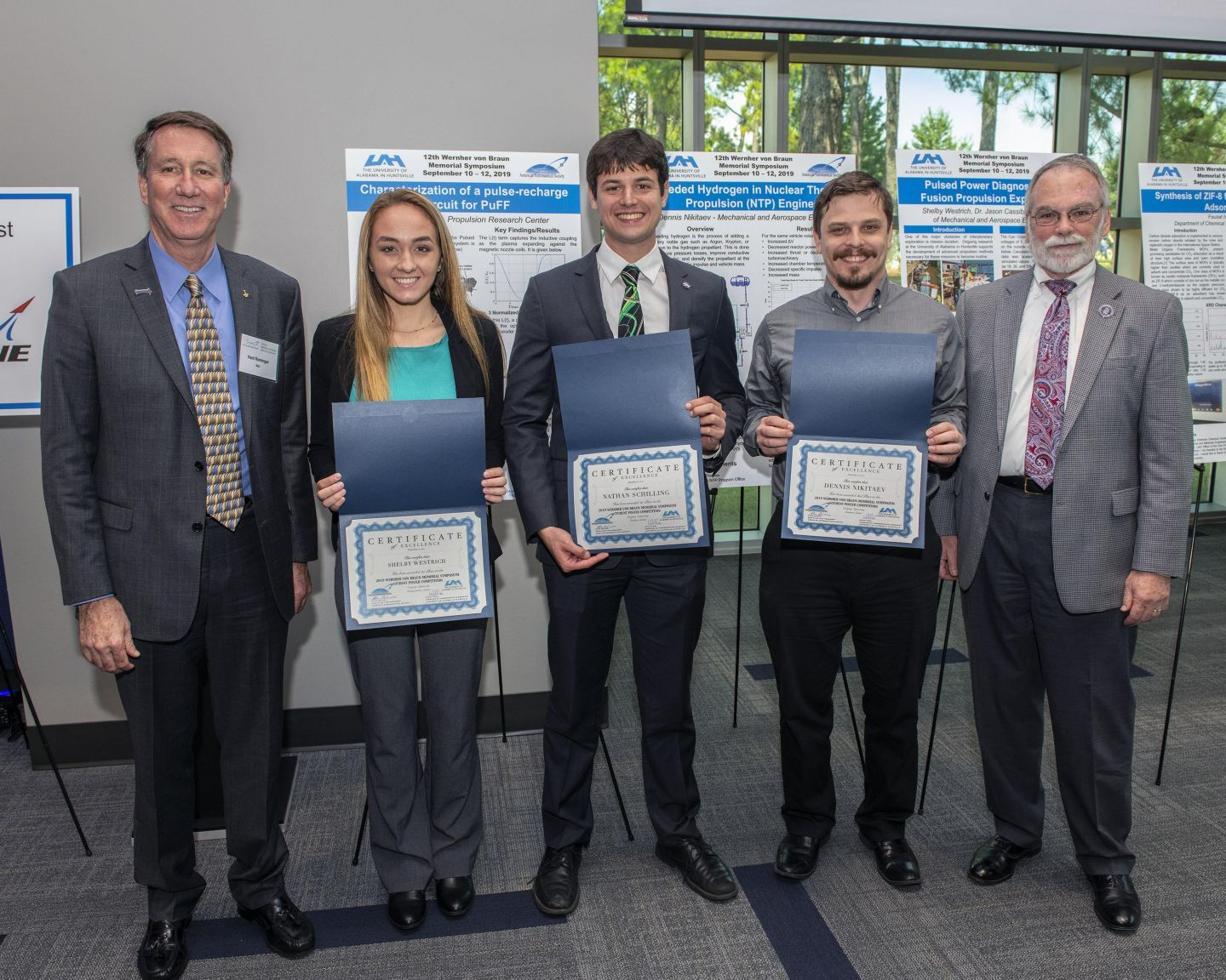 Engineering 2019 Poster Winners