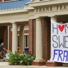 UAH Frank Franz Hall entrance