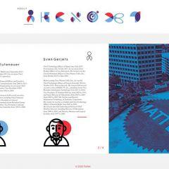 Clarire Carver | Mattel Website Design (Mockup Only)
