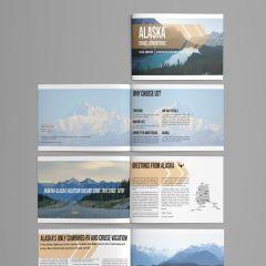 Rie Francis | Alaska Brochure