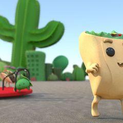Tiny Burrito | Short Film Team '16
