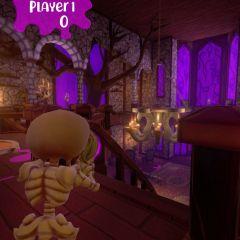 Spooky Dodgeball | Team Game Design '18