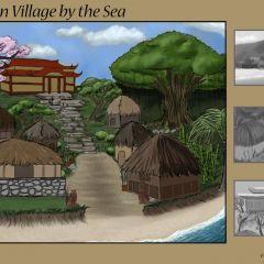 Okinawan Village | Brylee Treadway '21