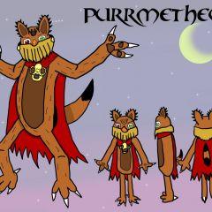 Purrmetheus | Drew Wates '20