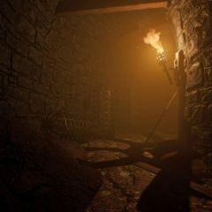 Lightwalker Catacombs | Team Game Design - Andrew Willingham '20