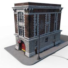 Ghostbuster Firehouse | Christopher Blackall '19