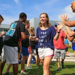 Playfair during Week Of Welcome outside of Charger Union - Hannah Strickland - Killen, AL - Atmospheric Science