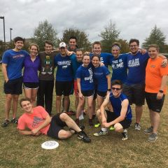 RUF Riders Intramural Ultimate Frisbee Team - Spencer Wade - Harvest, AL - Mechanical Engineering